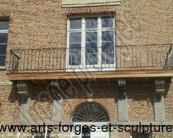 Arts Forges et Sculptures - Bailleul - Fabrication